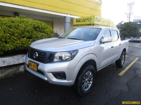 Nissan Frontier Np300 4x2 Ac Doble Ab