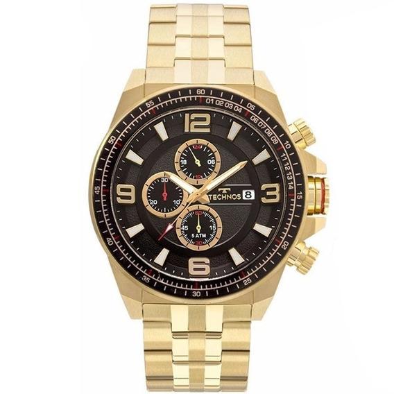 Relógio Technos Masculino Js15fc/4p, C/ Garantia E Nf