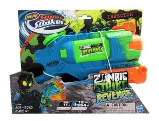Soa Zombie Strike Revenge Infecto Soupersoaker 0694 Hasbro