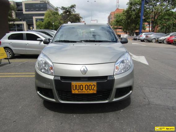 Renault Sandero Authentic Mt 1600