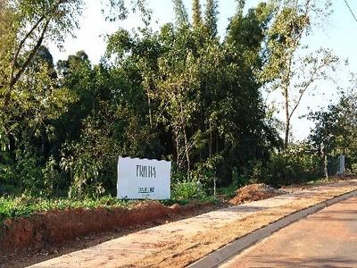Venda Terreno Condominio Tambore Jaguariuna - Te01018 - 2156026