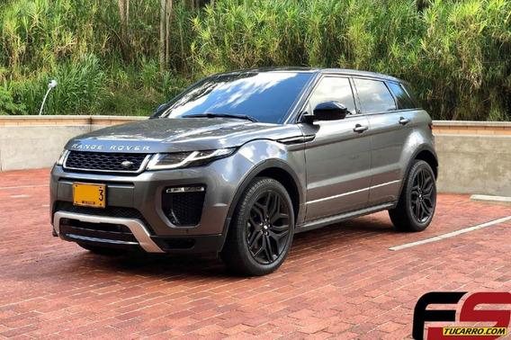 Range Rover Range Rover Evoque Hse Tp 2.0 4x4