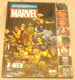 X-men Vol 3 Enciclopedia Marvel Altaya Entrega 27 C/detalles