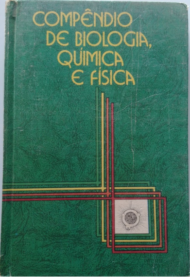 Compêndio De Biologia, Química E Física. Vol.2