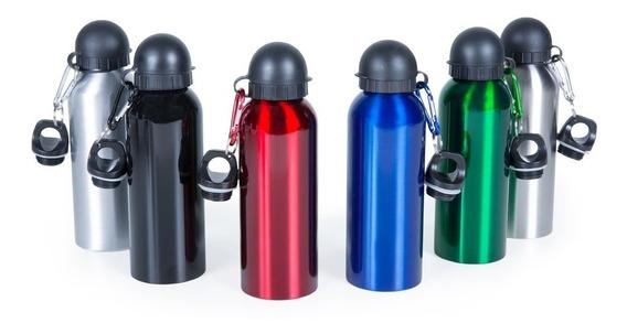 11 Und Squeeze De Alumínio C/ 2 Bicos 500ml Personalizado