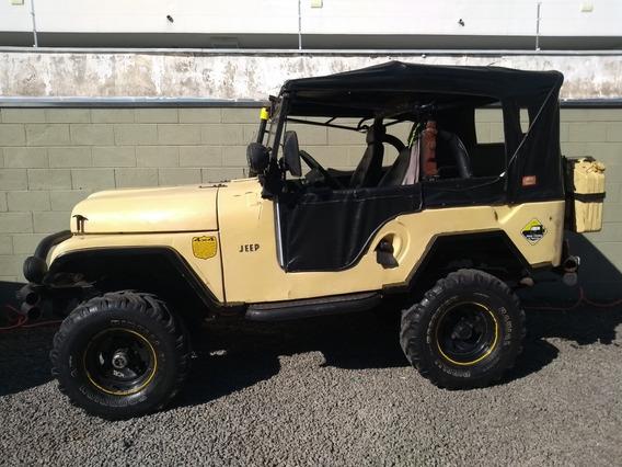Jeep Willys 6 Cc
