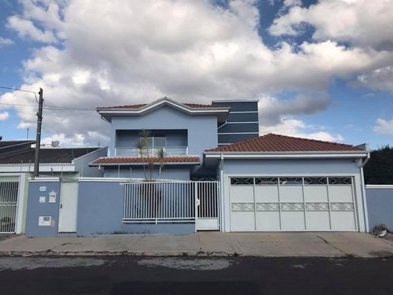 Casa Para Venda, 4 Dormitórios, Altos Do Paraíso - Botucatu - 868