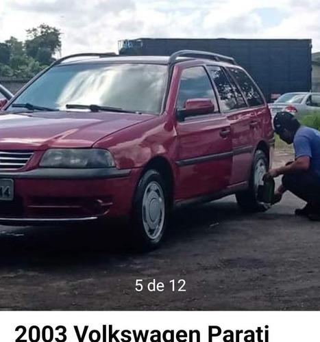 Volkswagen Parati 2003 1.0 16v Turbo Crossover 5p