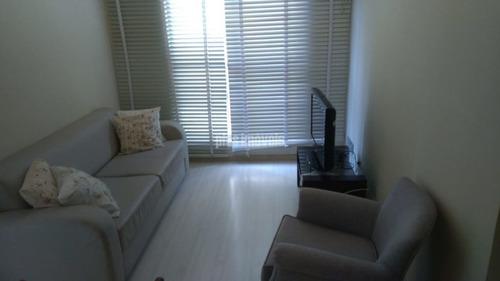 Apartamento Para Venda No Bairro Vila Nova Conceição Em São Paulo - Cod: Pj53266 - Pj53266