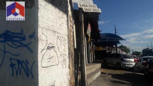 Terreno À Venda Em Fortaleza/ce - Te0024