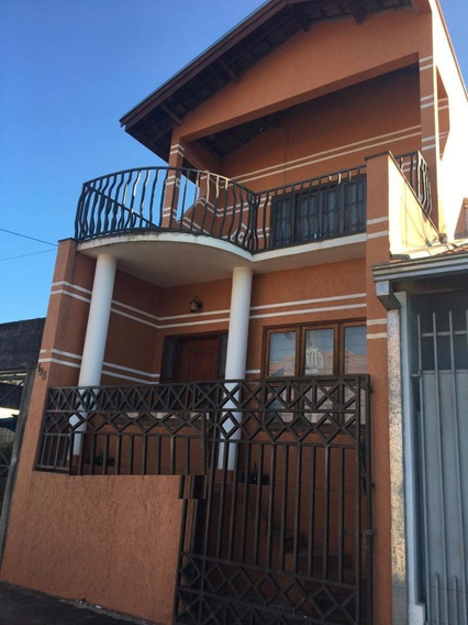Sobrado Residencial À Venda, Vila La Brunetti, Itapetininga - So3079. - So3079