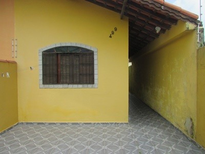 292-casa Á Venda 90 M² Á 500 Metros Da Praia. 2 Dormitórios