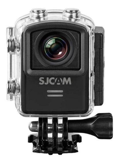 Câmera Sjcam M20 Wifi 4k Filmadora 16mp Mergulho Moto Surf