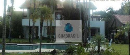Imagem 1 de 9 de Casa  Residencial À Venda, Gramado, Campinas. - Ca0112