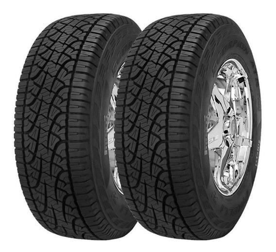 2 Llantas 235/80r17 Pirelli Scorpion Atr At 120/117r