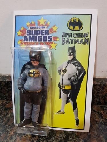 Juan Carlos Batman Milonga Customs Funko Pop