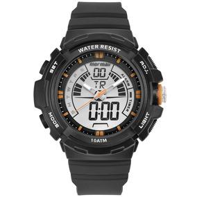 Relógio Masculino Esportivo Mormaii Anadigital Moad08902/8l