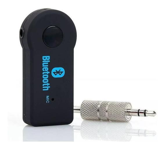 Adaptador Car Mp3 Audio Player Bluetooth Conexão Auxiliar