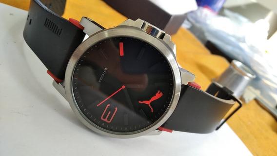 Relógio Puma Semi-novo Mor Full Size
