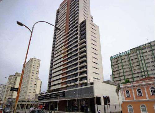 Sala Comercial Para Alugar No Bairro Centro Em Curitiba - - 7114-2
