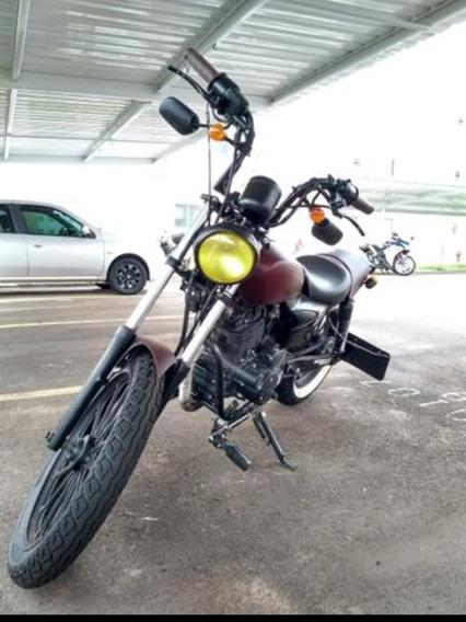 Vende-se Kasinski 150cc Customizada