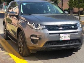Land Rover Discovery Sport 2.0 Hse Luxury At 2018