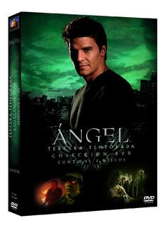 Buffy La Cazavampiros + Angel - Coleccion Completa - Dvd