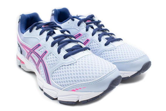 Tênis Asics Gel-connection 1z22a001-400 Soft Sky/blue