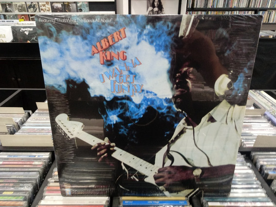 Lp - Albert King - The Blues - I Wanna Get Funky - Imp - Lac
