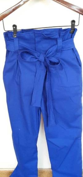 Ofertazoooo!!!Pantalon De Dama Casual Con Lazo Strech