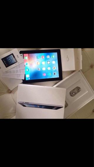 iPad 4, 4g, 16gb, Completo