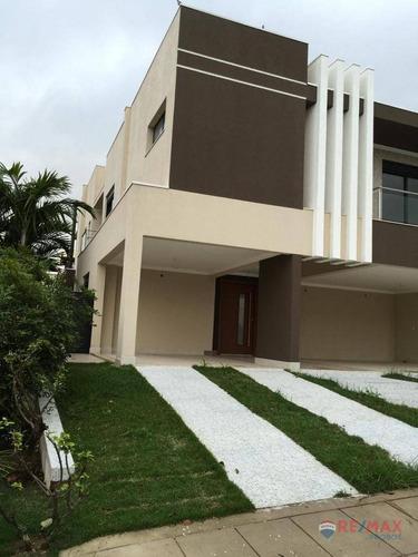 Imagem 1 de 14 de Sobrado À Venda, 410 M² Por R$ 2.599.000,00 - Jardim Vila Paradiso - Indaiatuba/sp - So0482