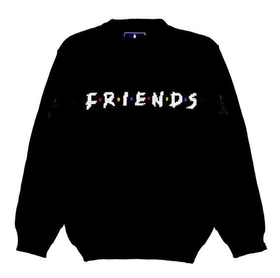Friends Sweater Oficial Hombre Y Mujer This Is Feliz Navidad
