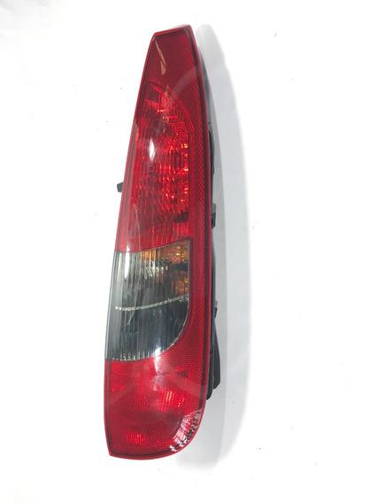 Lanterna Traseira Ld Fiesta Rocam Hatch Mascara Negra Origin