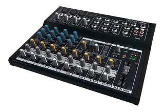 Mixer Mackie Mix-12 Fx - 12 Canales - Efectos Envio Cuotas