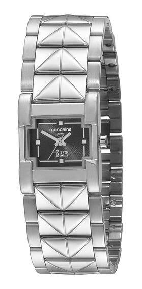 Relógio Feminino Seculus Dourado 23606lpsvds1 Alta
