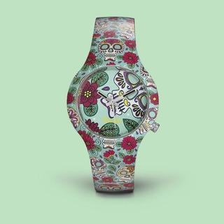 Reloj Doodle Watch - Dama - Do35012 - Calaveras De Azucar