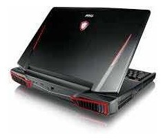 Notebook Msi Gt83 Titan I7 7920hq 2tb Ram 64gb Geforce 48gb