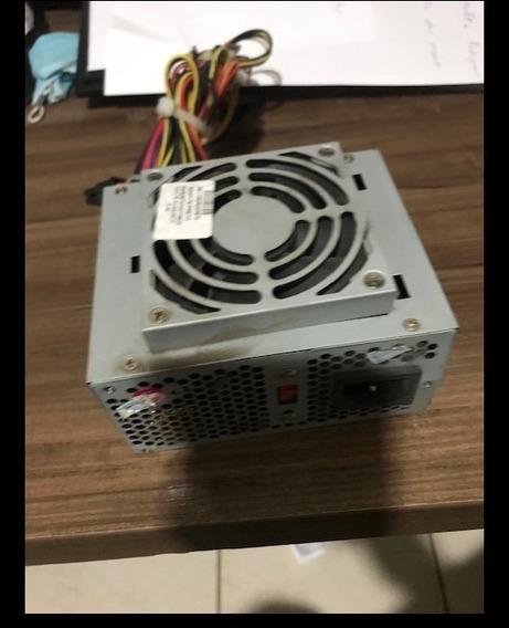 Mini Fonte Sfx 230w Pn-230rof K-mex Para Gabinete Cm-9287