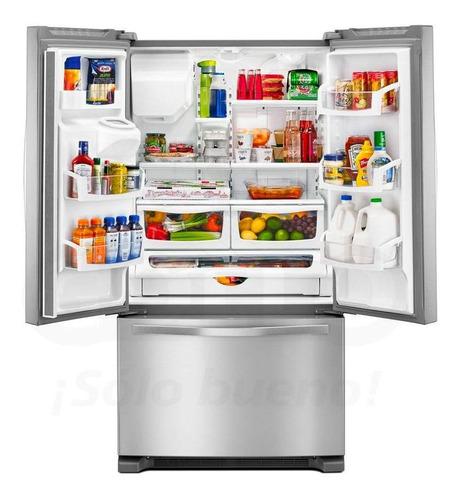 Refrigerador Whirlpool® Mode Wrf555sdfz (25p³) Nueva En Caja