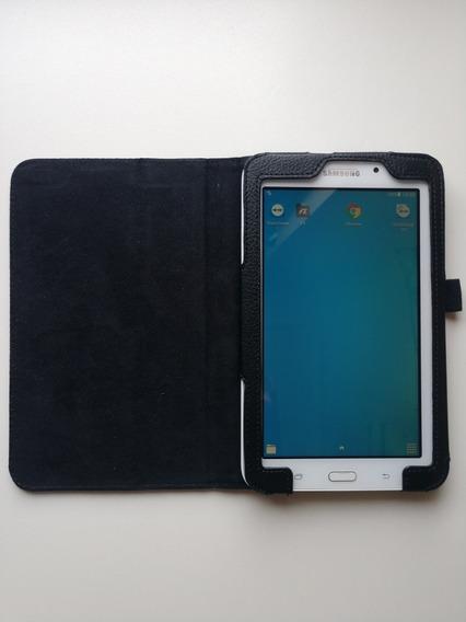 Tablet Samsung Sm-113nu + Usado + Perfeito Estado + Capa