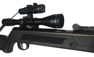 Rifle Postón 5.5 Wf600 + Mira 4x32 + Laser + 100 Postones