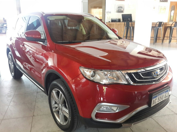 Geely Emgrand X7 4x4 At Expoeste