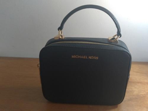 Bolsa Mk Leather Karla Original Dos Eua P.entrega
