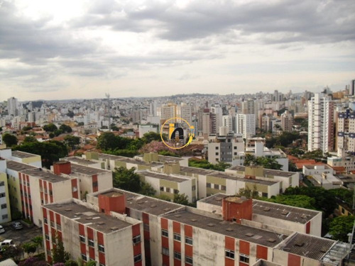 Apartamento Com 3 Quartos Para Comprar No Nova Granada Em Belo Horizonte/mg - Ec17280