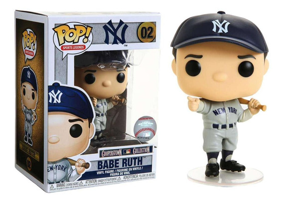 Babe Ruth 02 Exclusivo Pop Funko Baseball