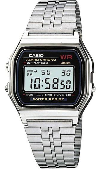 Relógio Unissex Casio Vintage Digital Fashion A159wa-n1df