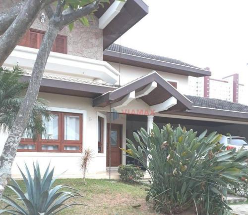 Imagem 1 de 30 de Casa À Venda, 400 M² Por R$ 3.970.000,00 - Jardim Aquarius - São José Dos Campos/sp - Ca0618