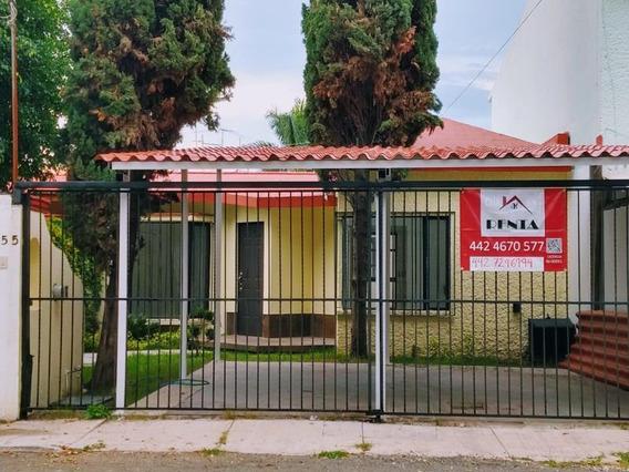 Casa Sola En Renta Tejeda