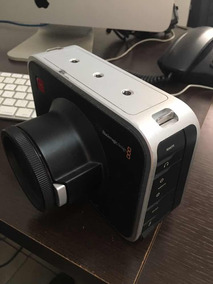 Blackmagic Design Filmadora 4k - Blackmagic Cinema Camera Ef